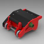 GW-4 X-Ray Pipe Crawler